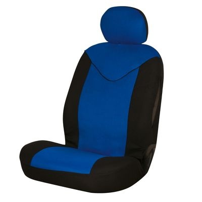 Car Plus Chair Cover Unicorn Universal Polyester Blue Black