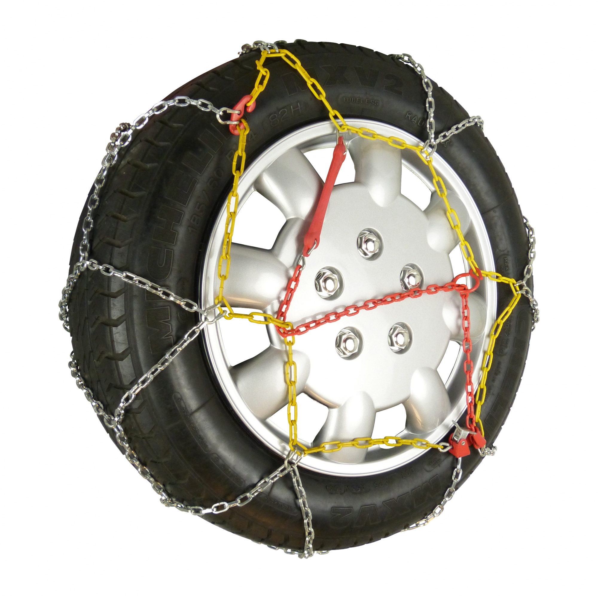 carpoint snow chains knn 70 175 75 14 to 205 40 17. Black Bedroom Furniture Sets. Home Design Ideas