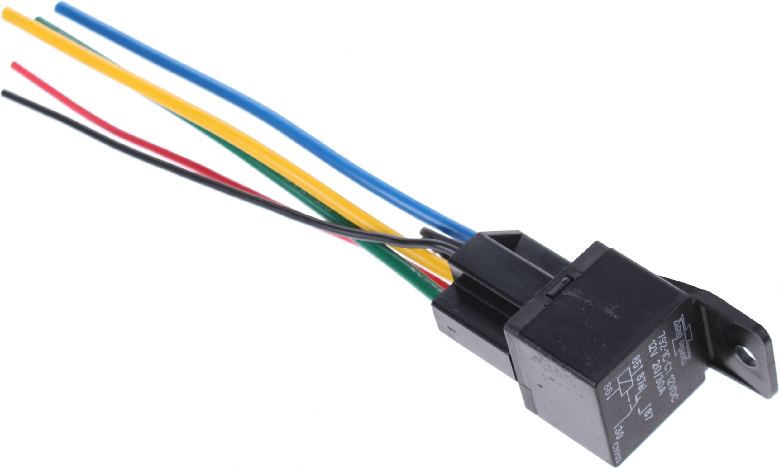 Tom Relays For Tesor Alarm Systems 12 Volts Internet Automotive 24 Volt To Relay Enlarge