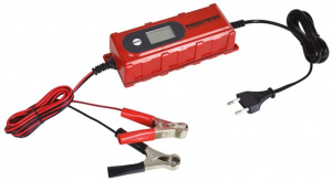 Absaar battery charger AB-4 4A 6/12V 120Ah 24.5 x 11.5 cm red/black