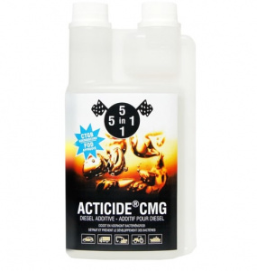 Acticide olie-additief CMG 5-in-1 bacteriëndoder 500ml