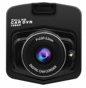 All Ride dashcam - HD-Ready 1280 x 720 pixels G-Sensor zwart