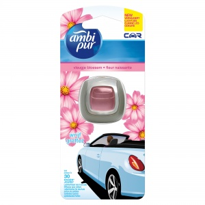Ambi Pur luchtverfrisser Clip-On Blossoms and Breeze 7 ml