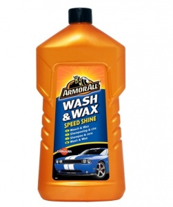 Armor All car shampoo Wash & Wax