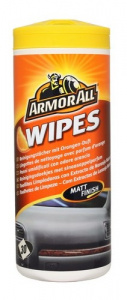 Armor All cleaning wipes citrus 8,5x8,5x22,3 cm white 30 pieces