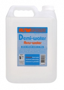 Autospares demi-water 5 liters