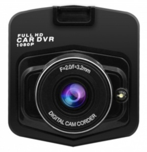 AutoStyle dashcam - HD Ready 1280 x 720 pixels G-Sensor black