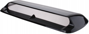 AutoStyle decorative air inlet AirFlow II black 50 x 21,2 cm