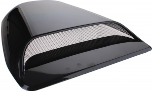 AutoStyle decorative air inlet  black