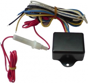 AutoStyle cable set with dimming function for automatic daytime running lights