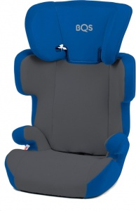 BabyAuto Car seat BM group 2-3 blue / gray