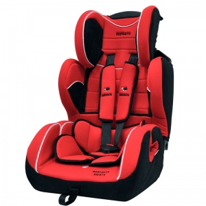 BabyAuto car seat Ezcon group 1-3 red