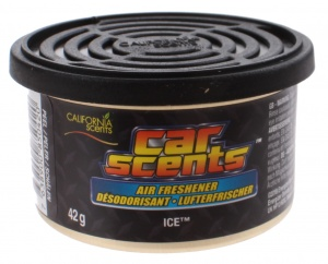California Scents air freshener can Ice 42 grams
