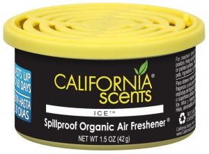 California Scents luchtverfrisser Ice 42 gram