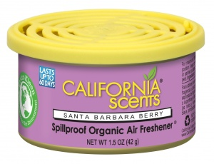 California Scents luchtverfrisser Santa Barbara Berry 42 g