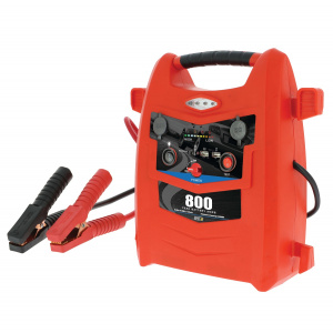 Car Plus chargeur de batterie 12V - 15A plomb-acide/AGM 18 x 20 cm rouge