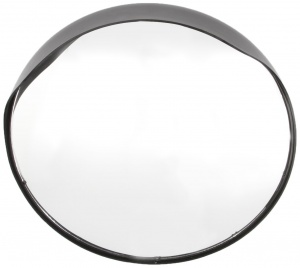 Car Plus blind corner mirror 31.5 cm black