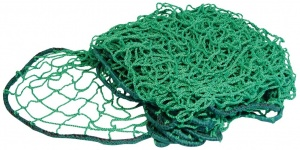 Carpoint trailer net with elastic cord 160 x 250 cm green