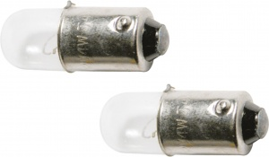 Carpoint car lights T4W 12 Volt 4 Watt 2 pieces