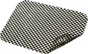 Carpoint dashboardmat anti-slip 20 x 14 cm black