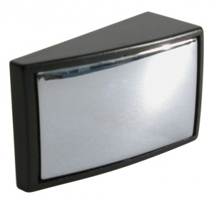 Carpoint blind spot mirror adjustable 4.8 x 2.9 cm black