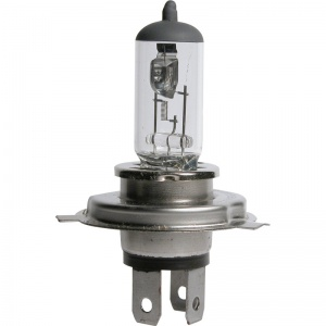 Carpoint car lamp H4 12 Volt 55/60 Watt white each