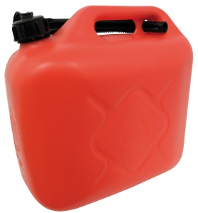 Carpoint jerrycan 10 liter rood