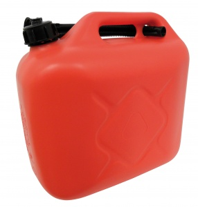 Carpoint jerrycan 5 liter rood