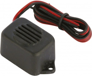 Carpoint light indicator 12 V black