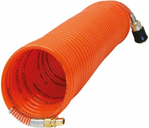 Carpoint air hose for compressor 10 meters orange