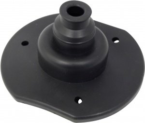 Carpoint washer plate 7-13-pole black