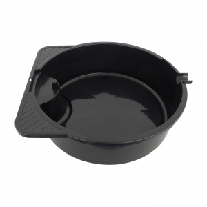Carpoint Oil sump tray 8 liter plastic black