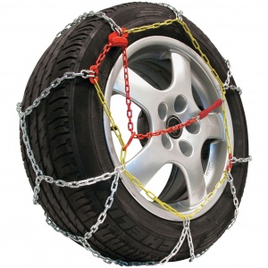 Carpoint snow chains KN-I-40 (175/70-12 to 155/60-15) 12mm 2 st-S