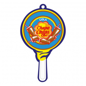 Chupa Chups air freshener Airfresh Lolly Paper Cola