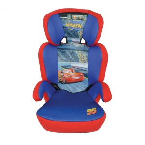 Disney car seat Cars 3group 2-3 red/blue