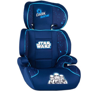 Disney car seat Star Warsgroup 2-3 dark blue