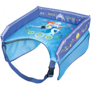 Disney travel table Frozen37 x 8 cm purple/blue