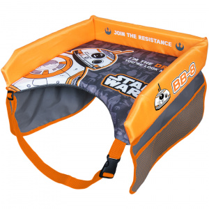 Disney travel table Star WarsBB8 37 x 8 cm orange/grey