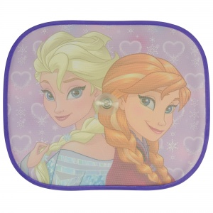 Disney zonneschermen Frozen - winter magic 44 x 36 cm paars