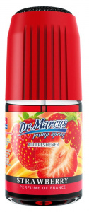 Dr. Marcus air freshener Strawberries 50 ml red
