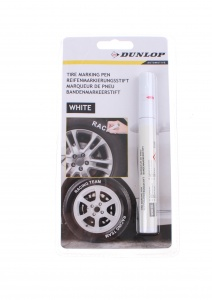 Dunlop bandenstift 4,5 ml wit