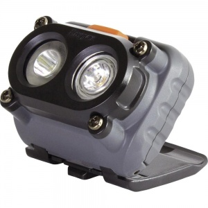 Energizer headlamp Magnet Headlight 6.5 cm grey