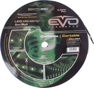 Evo Formance led-strip flexibel 12 Volt 500 cm op rol groen