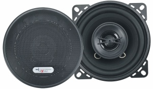 Excalibur speakerset tweeweg coaxiaal X102 200W zwart