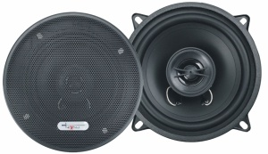 Excalibur speakerset tweeweg coaxiaal X132 300 Watt zwart