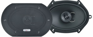 Excalibur speakerset tweeweg coaxiaal X572 450W zwart