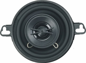 Excalibur speakerset X87 tweeweg coaxiaal 160 Watt zwart