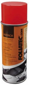 Foliatec Interior Color Spray 400 ml rood (mat)