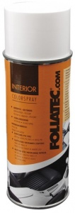 Foliatec Interior Color Spray 400 ml wit (mat)