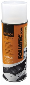 Foliatec Interior Color Spray Primer 400 ml transparant